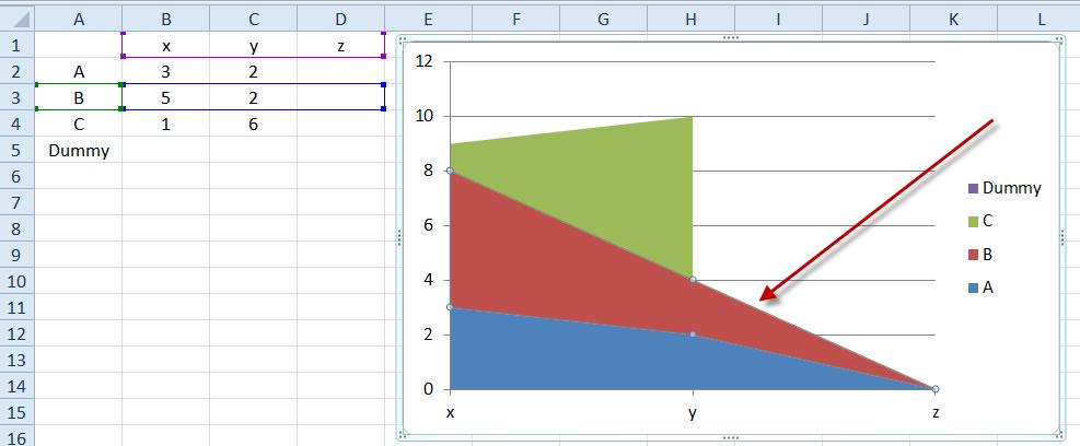 Edit Excel Chart Series Range Selector 0