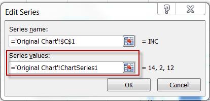 Edit Series Values
