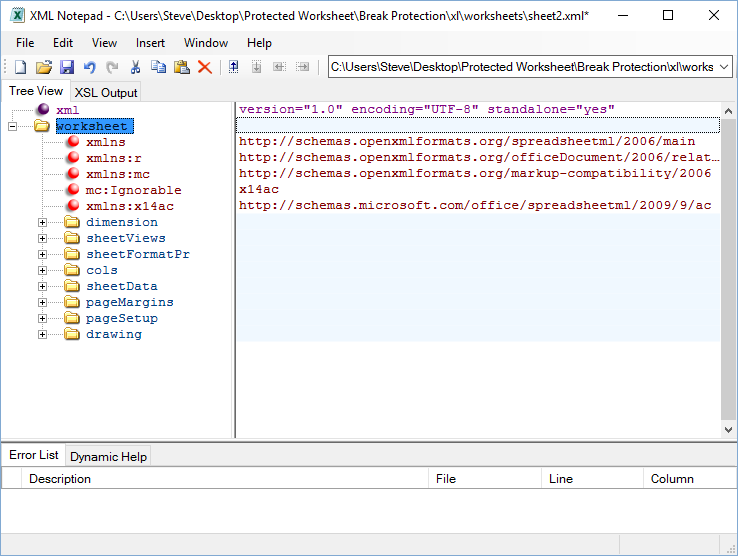 XML Final File